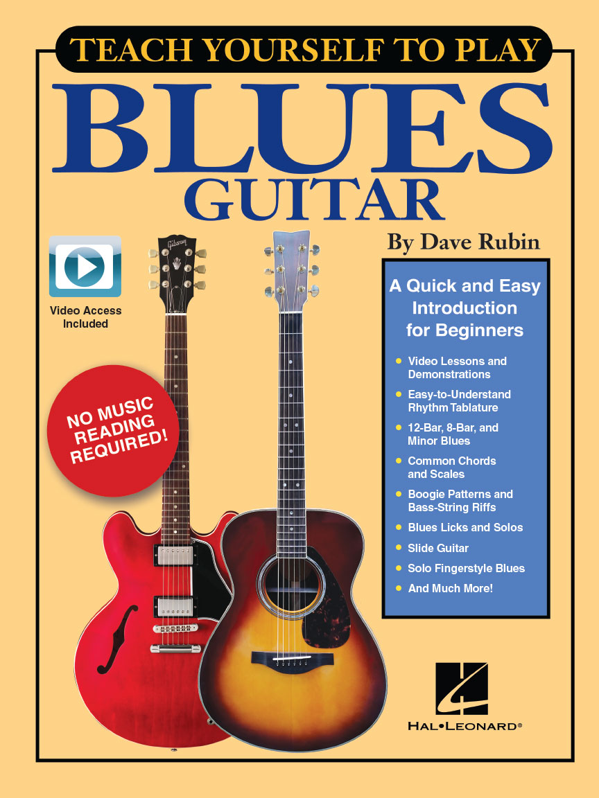 Teach Yourself To Play Blues Guitar A Quick And Easy Introduction