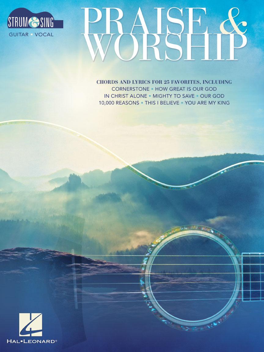 Praise Worship Strum Sing Strum Sing Series Guitarvocal