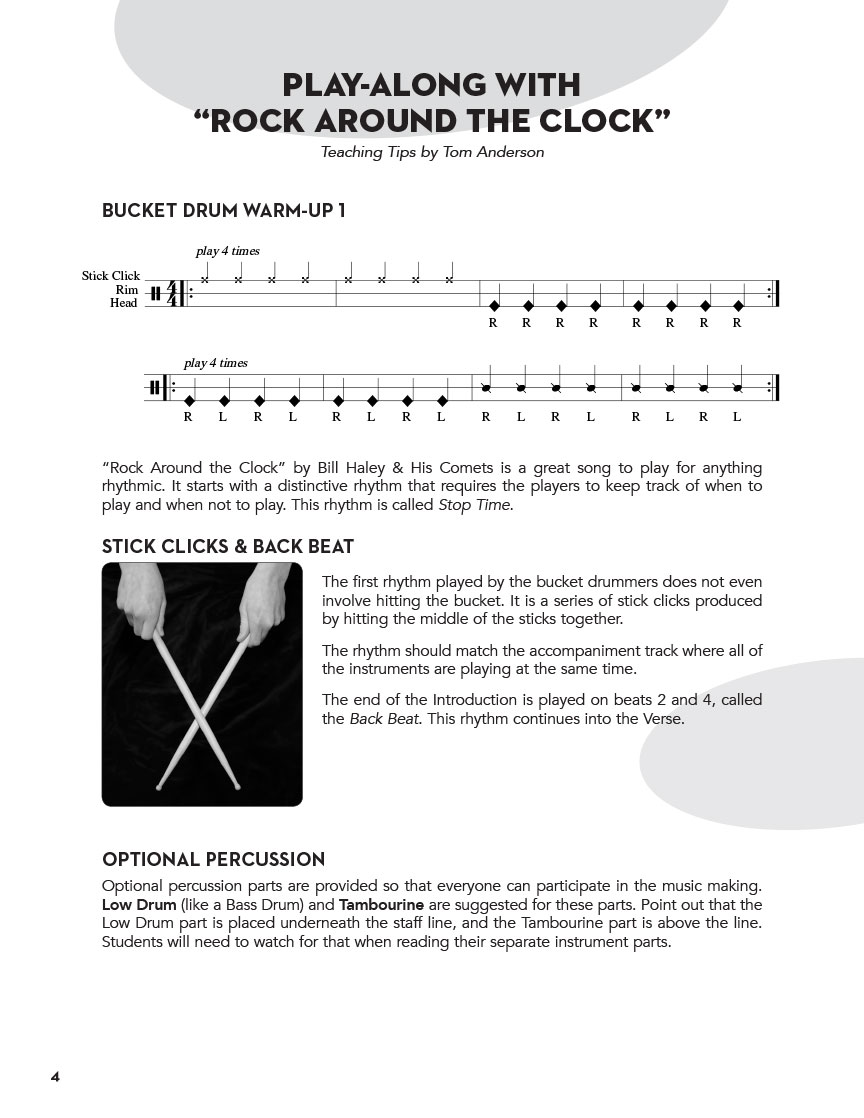 kiss drum play along book pdf