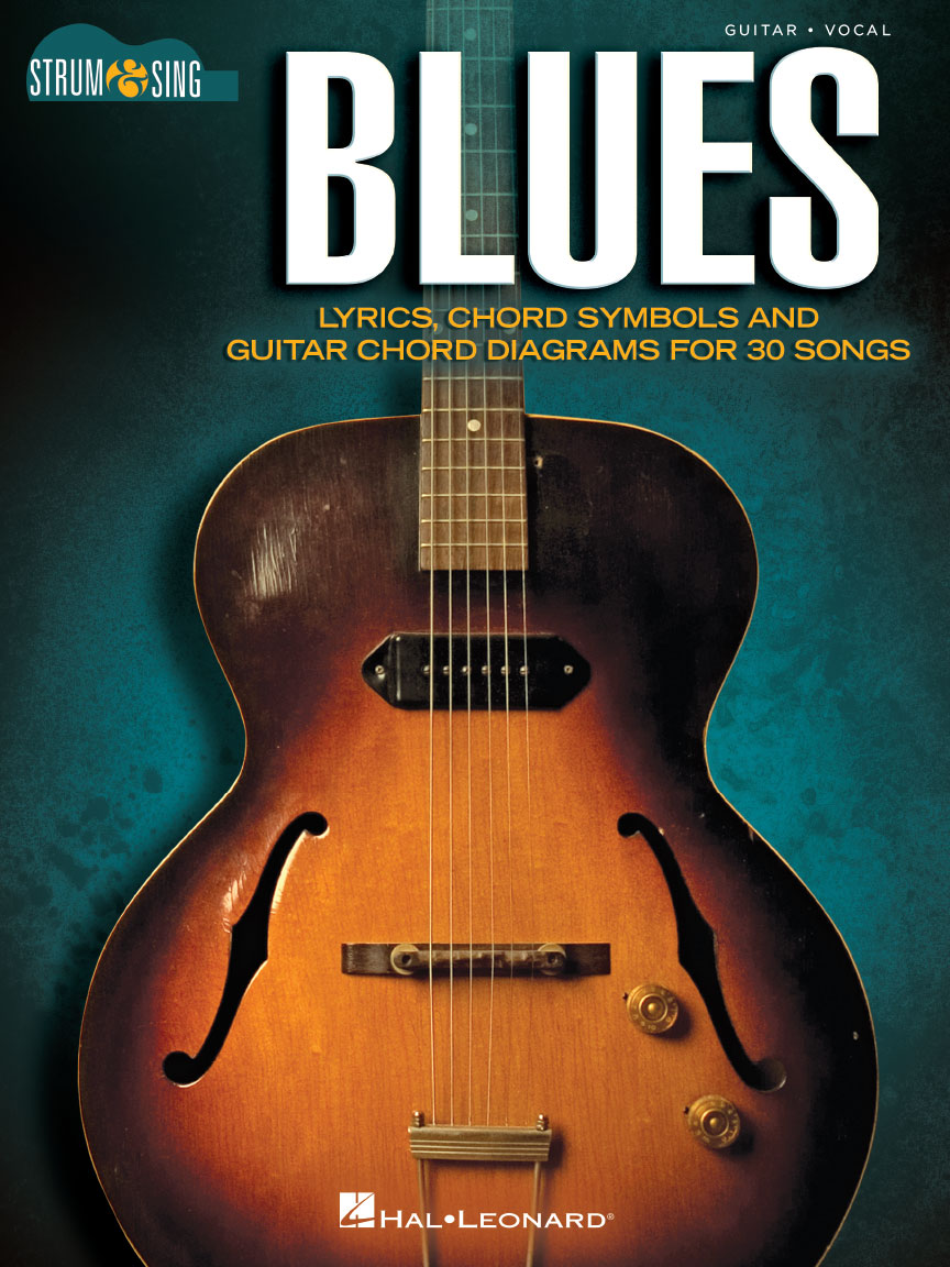 Blues Strum Sing Guitar Guitarvocal 159335