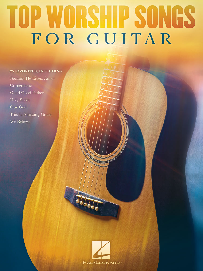 Top Worship Songs For Guitar Melodylyricschords 160854