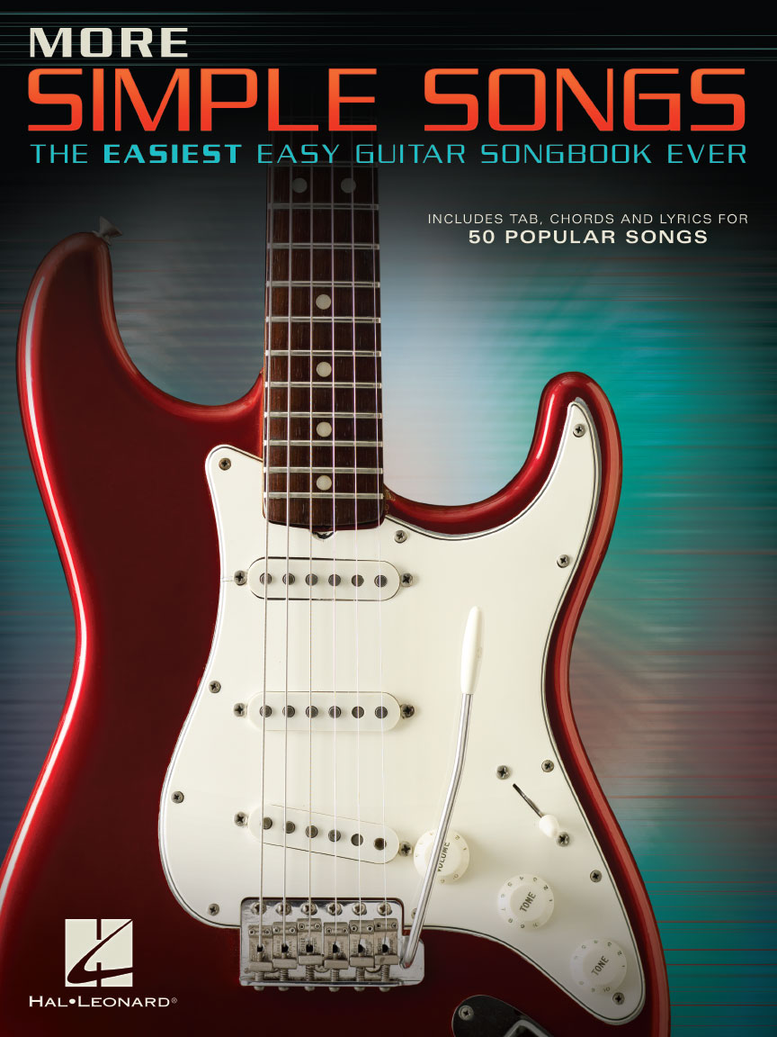 More Simple Songs The Easiest Easy Guitar Songbook Ever Guitar