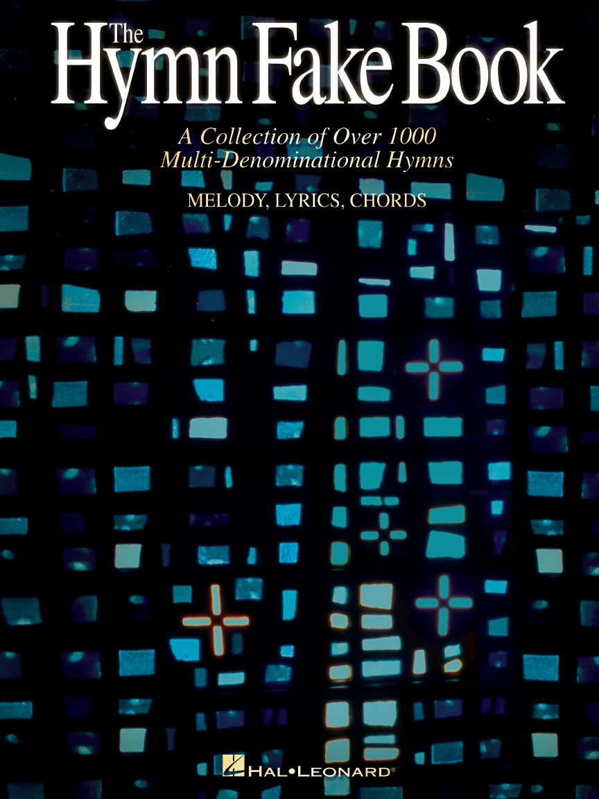 The Hymn Fake Book C Edition Melodylyricschords 240145