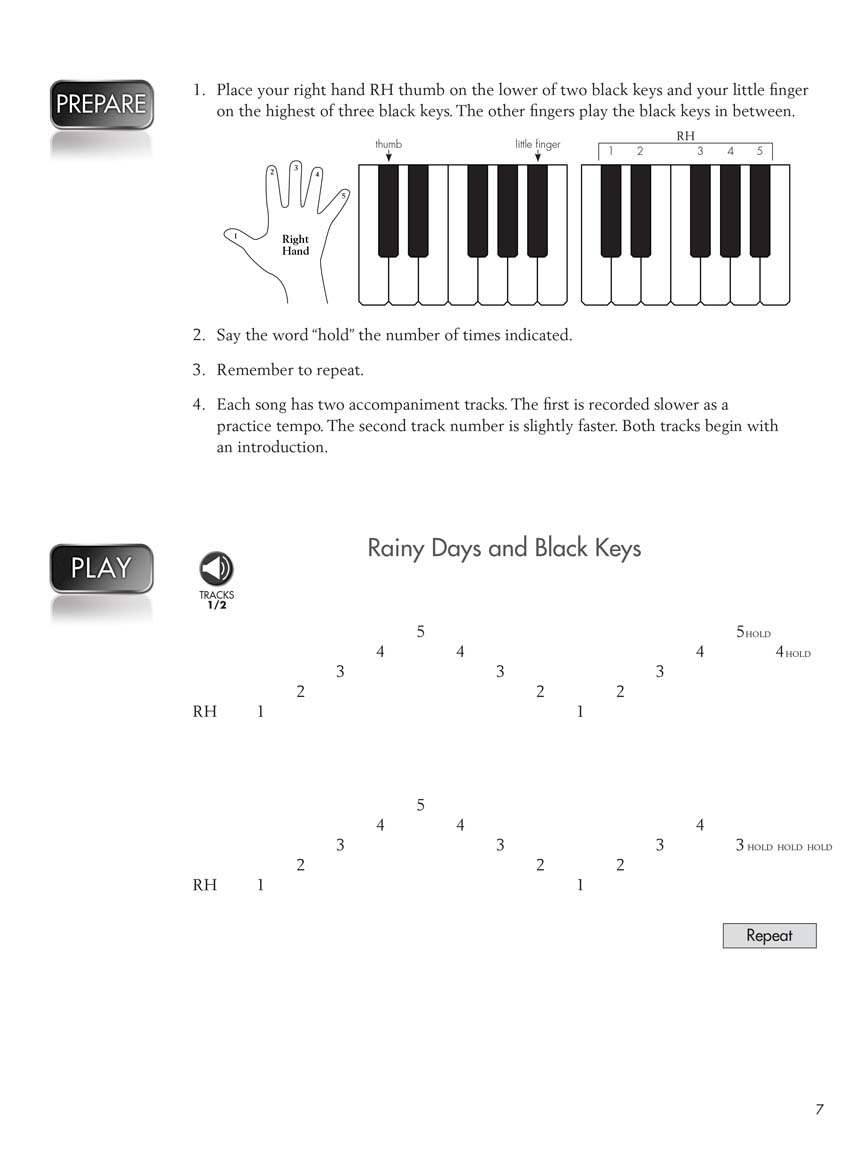 piano instruction for beginners
