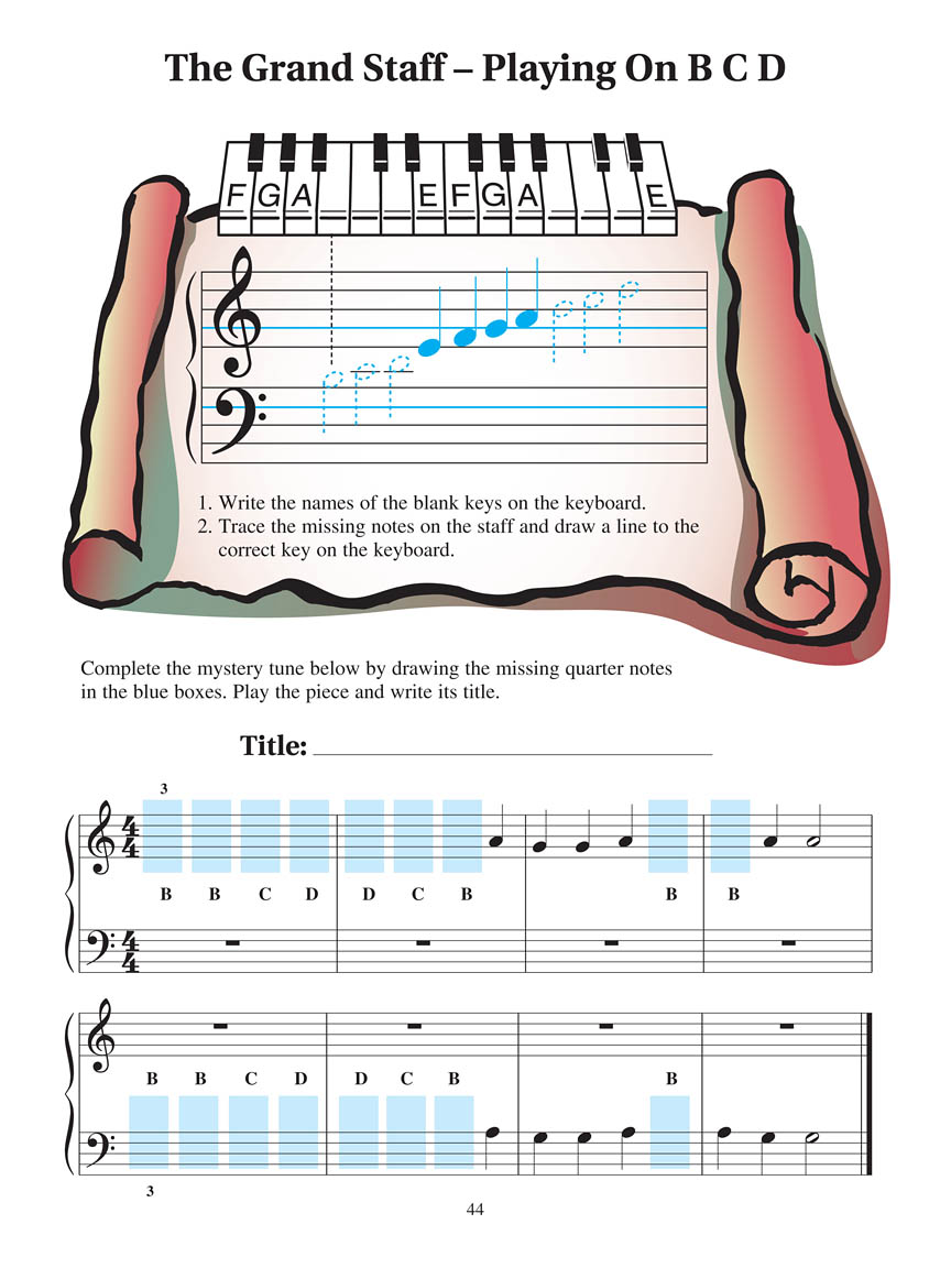 hal leonard piano lessons book 3 pdf