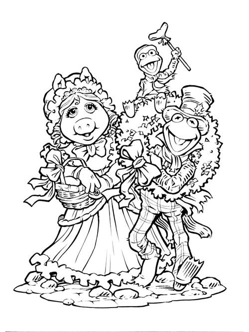 The Muppet Christmas Carol Sheet Music By Paul Williams Sku 00312483 Stanton S Sheet Music