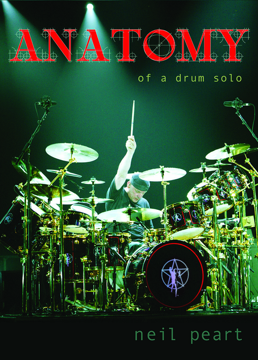 Neil Peart - Anatomy of a Drum Solo (Drums) : 2-DVD Set : # HDDVDNP21