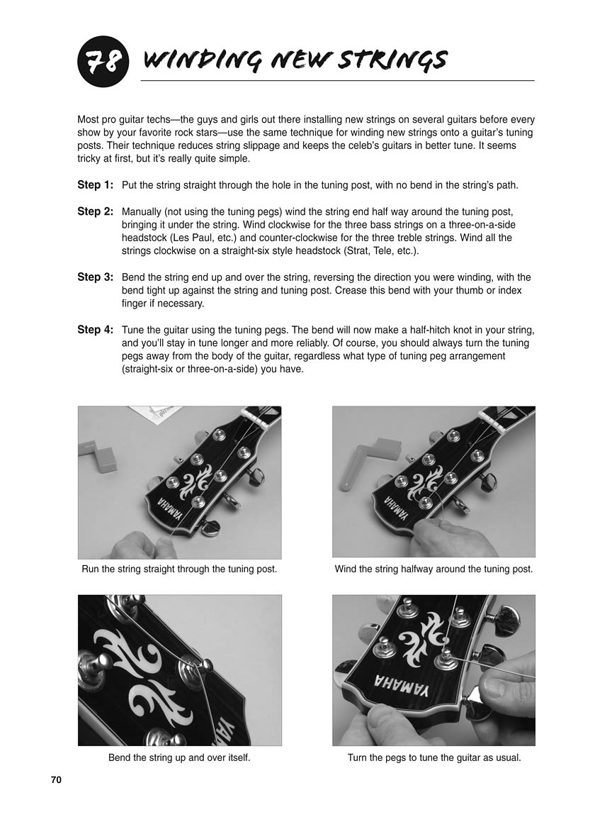 101 Guitar Tips Stuff All the Pros Know and Use Adam St