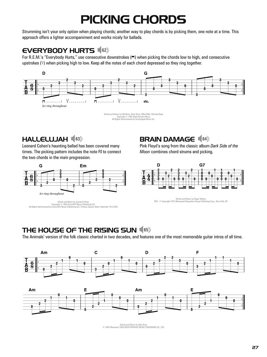 Hal Leonard Guitar Tab Method Book 2 Guitar Tab Bookonline