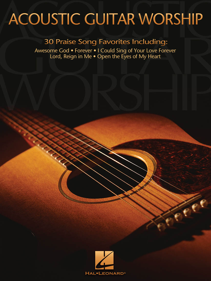 Acoustic Guitar Worship Solo Guitar 699672