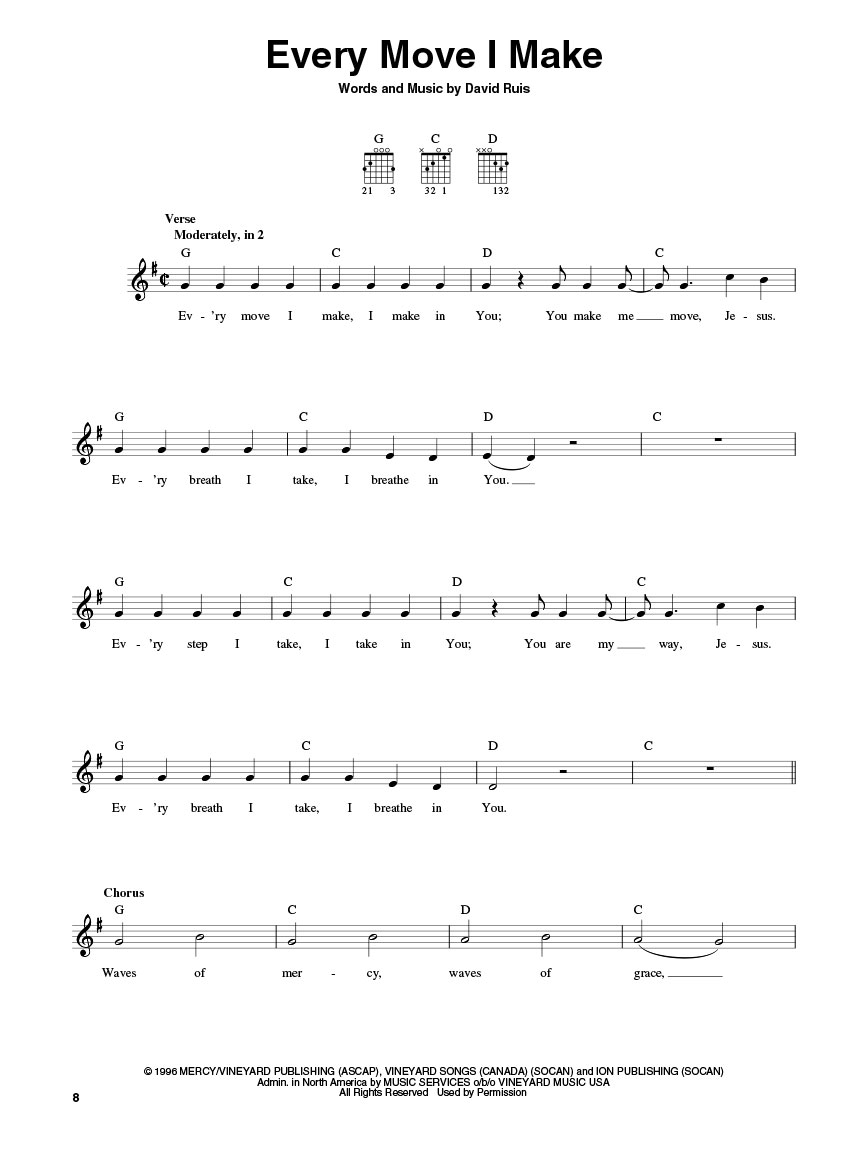 3-Chord Worship Songs for Guitar : Play 24 Worship Songs with Three Chords: G-C-D : Guitar ...