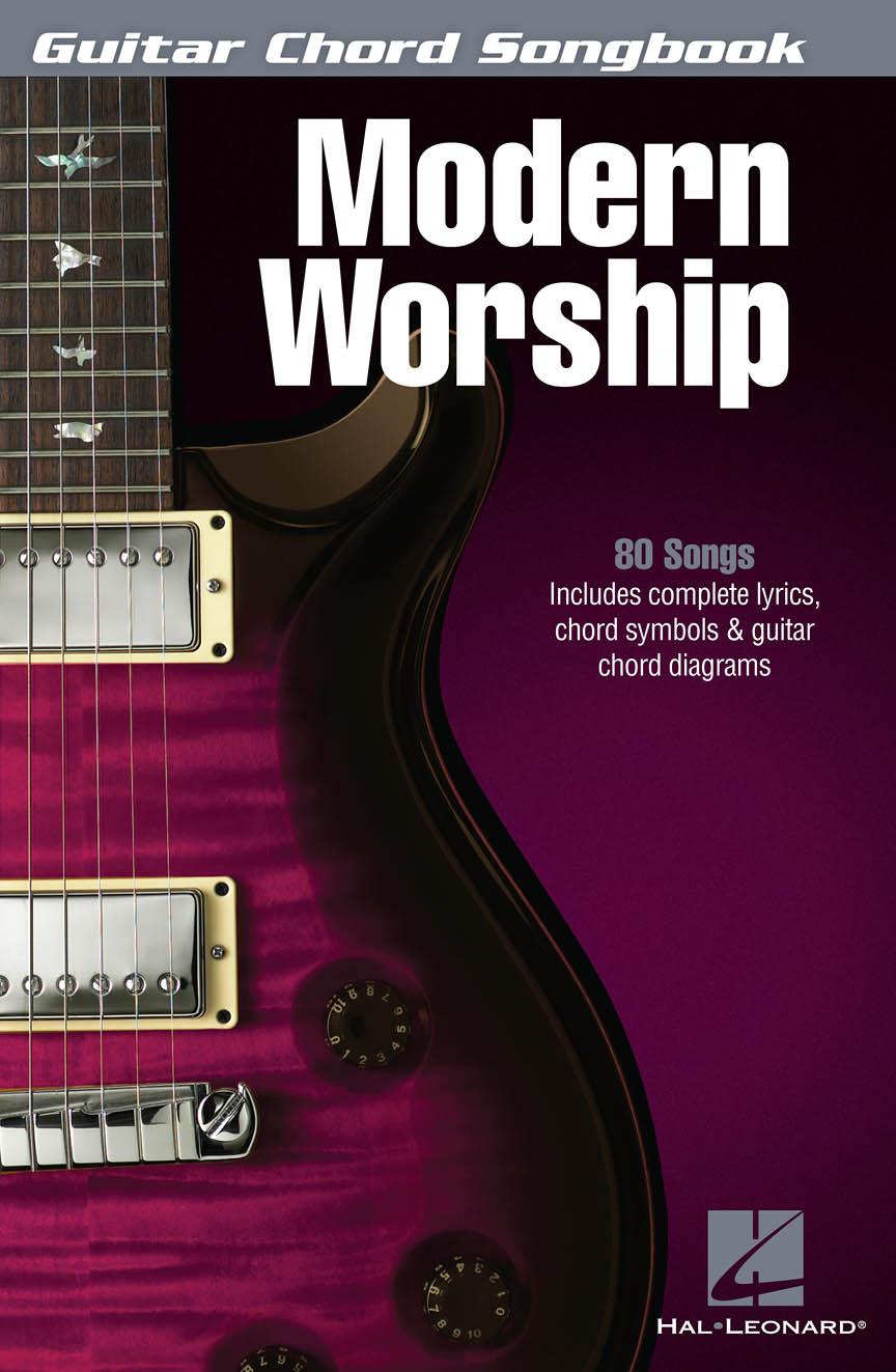 Modern Worship Guitar Chord Songbook Lyricschord Symbolsguitar
