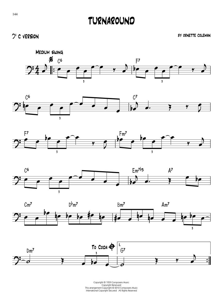 Basic Blues Easy Jazz Play Along Volume 4 Northwest Music