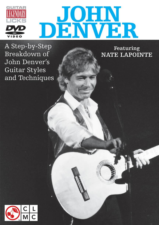 John Denver Legendary Licks : A Step-by-Step Breakdown of John ...