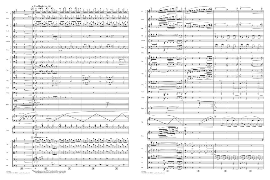 star wars suite for orchestra score pdf
