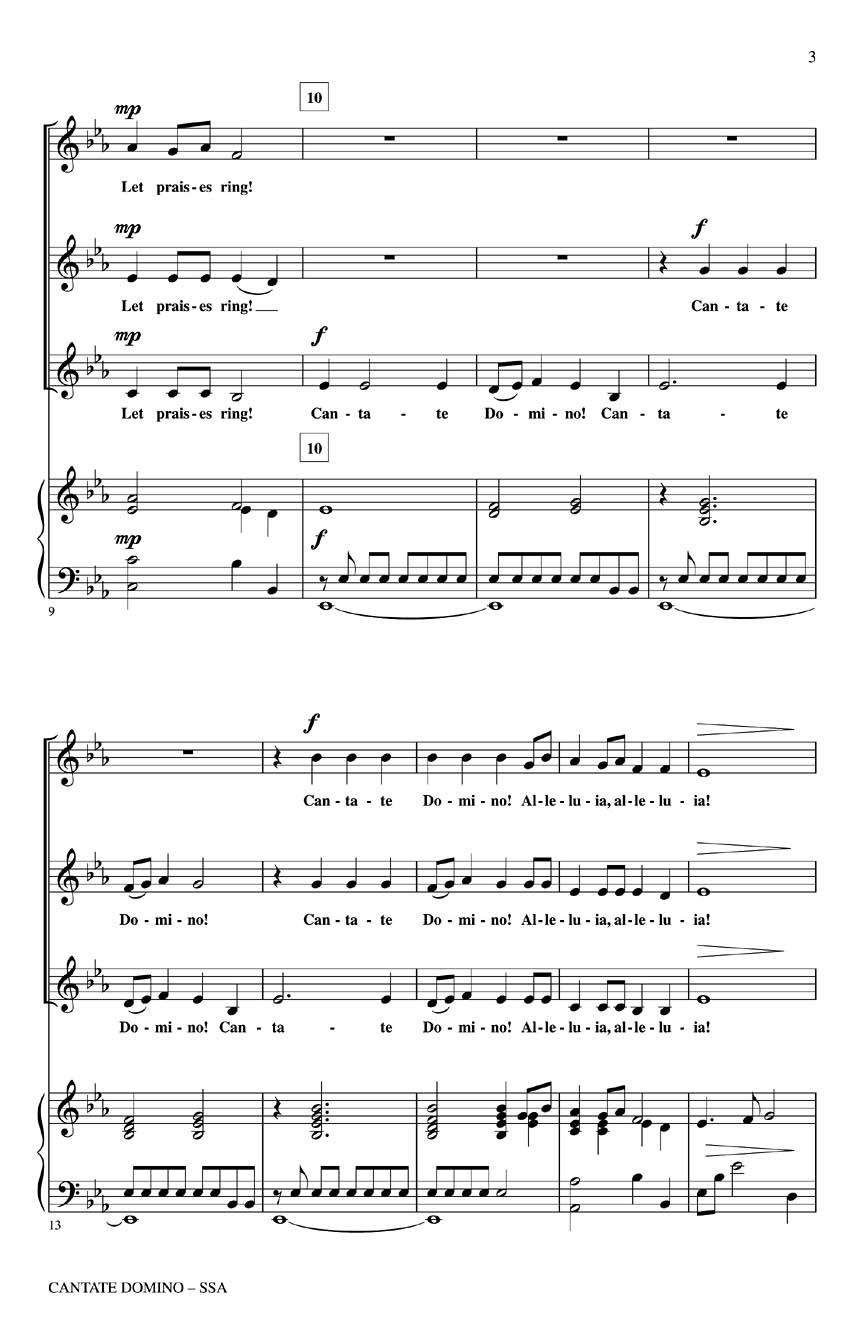 claudio monteverdi cantate domino pdf