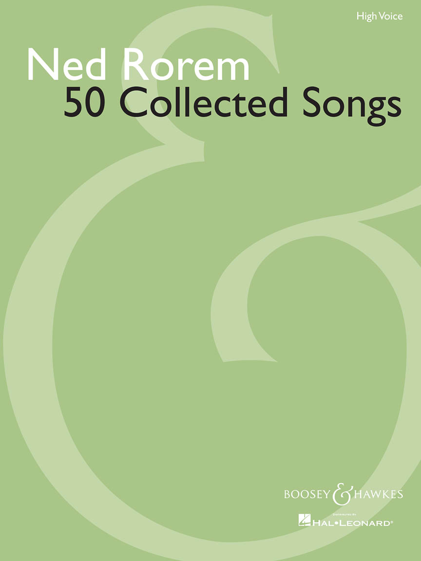 50 Collected Songs High Voice High Voice M051933952