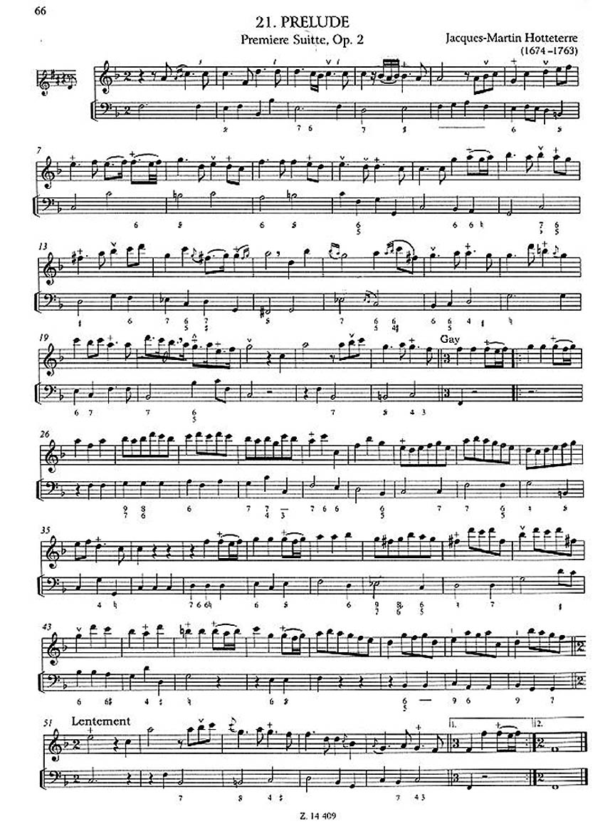 A Baroque Ornamentation Tutor for Recorder for Recorder /& Keyboard