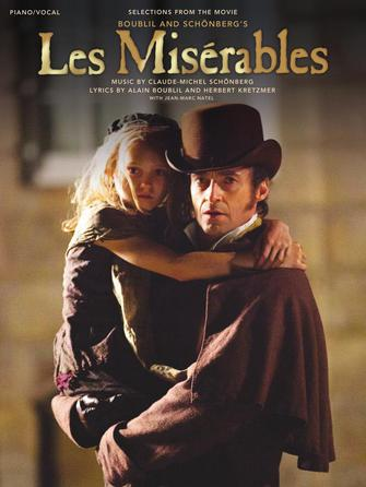 Alain Boublil - Les Miserables Movie Pack featuring Suddenly