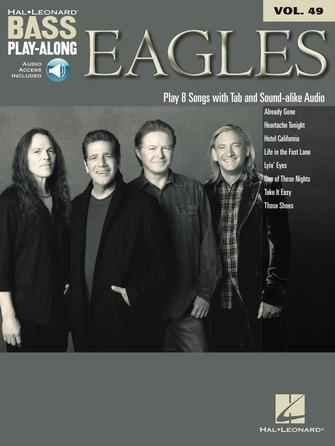 how to play lyin eyes by the eagles
