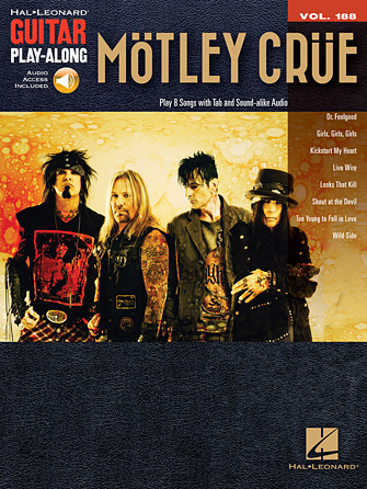 Motley Crue - Shout At The Devil