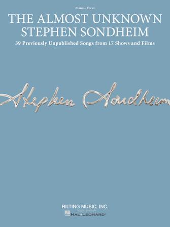 Stephen Sondheim - Prayers