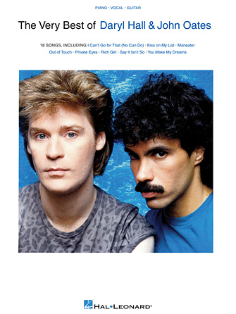 Daryl Hall & John Oates - Out Of Touch