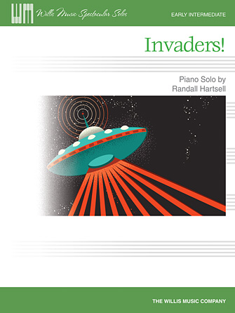 Randall Hartsell - Invaders!