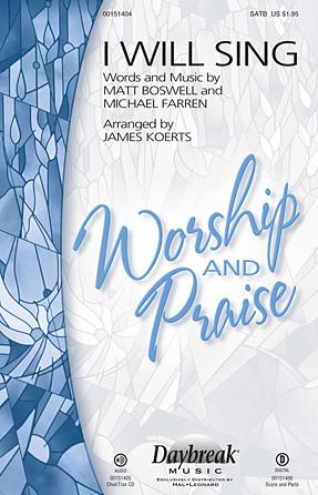Michael Farren - I Will Sing