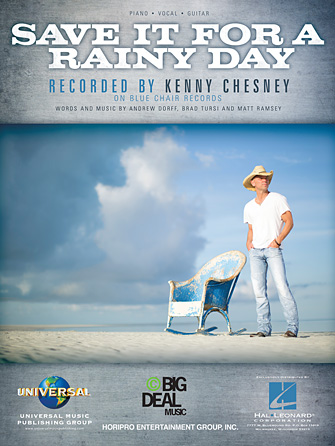 Kenny Chesney: Save It For A Rainy Day