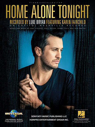 Luke Bryan feat. Karen Fairchild - Home Alone Tonight