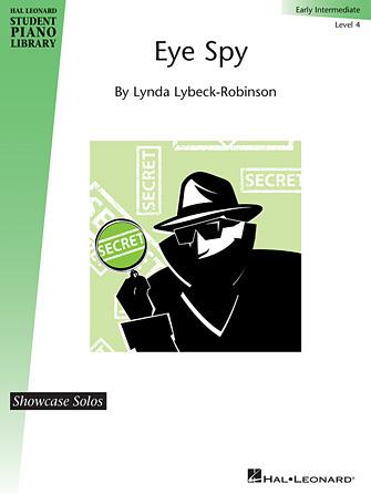 Lynda Lybeck-Robinson - Eye Spy