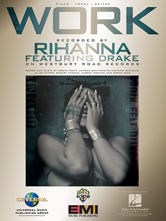 Rihanna featuring Drake - Work