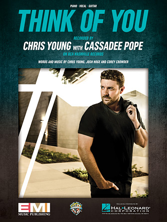 Chris Young with Cassadee Pope - Think Of You