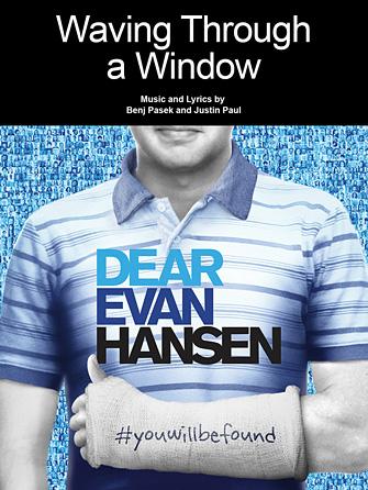 Justin Paul: Waving Through A Window