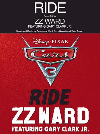 Zsuzsanna Ward - Ride