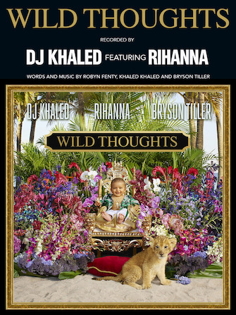 Rihanna - Wild Thoughts (featuring Rihanna)