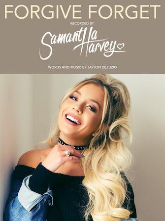 Samantha Harvey - Forgive Forget