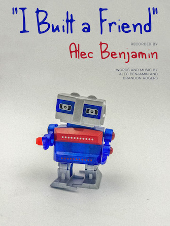 Alec Benjamin - I Built A Friend