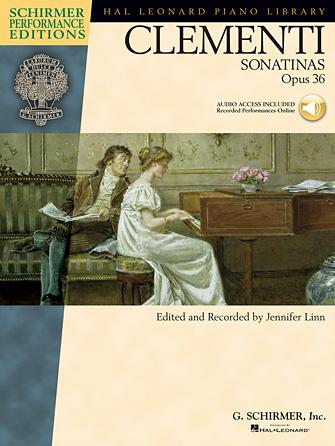 Muzio Clementi: Sonatina in C Major, Op. 36, No. 1