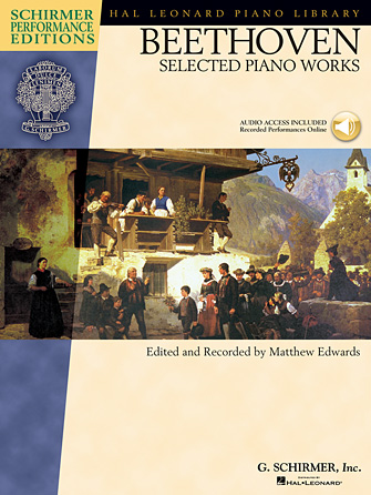 Ludwig van Beethoven: Piano Sonatina In G Major (First Movement Theme)