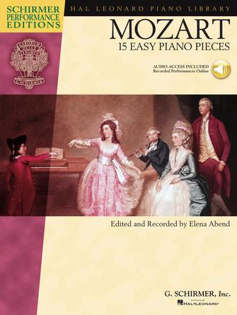 Wolfgang Amadeus Mozart: Minuet In G Major, K. 1