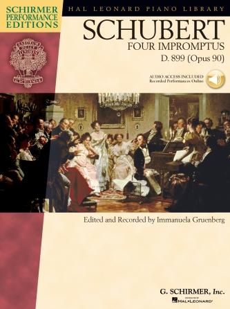 Franz Schubert: Impromptu No. 4 In A-Flat Major