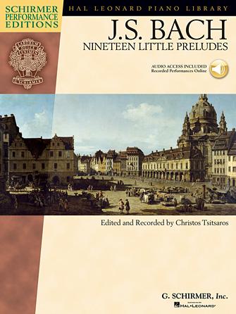 Johann Sebastian Bach: Prelude In C Minor, BMV 999
