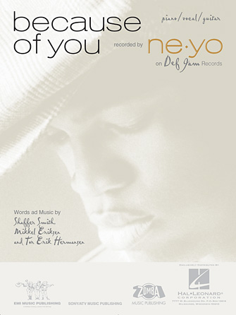 Because Of You | Sheet Music Direct
