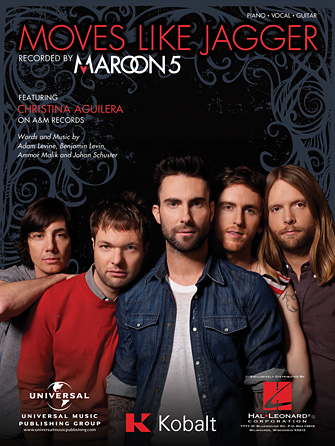 Maroon 5 featuring Christina Aguilera: Moves Like Jagger