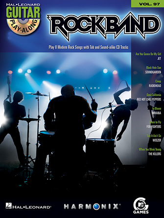 Rock Band Drum Recorded Versions Hal Leonard Corp