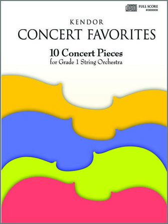 Various - Kendor Concert Favorites - Bass