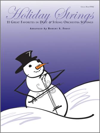 Holiday Strings - Full Score