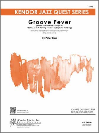 Groove Fever (based on Softly, As In A Morning Sunrise - Guitar ...
